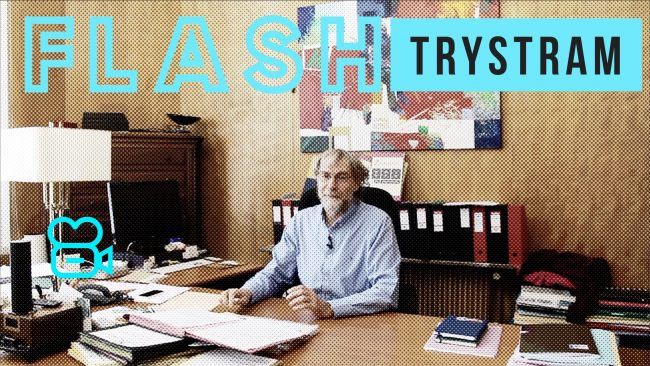 Interview Flash – Gilles Trystram, AgroParisTech