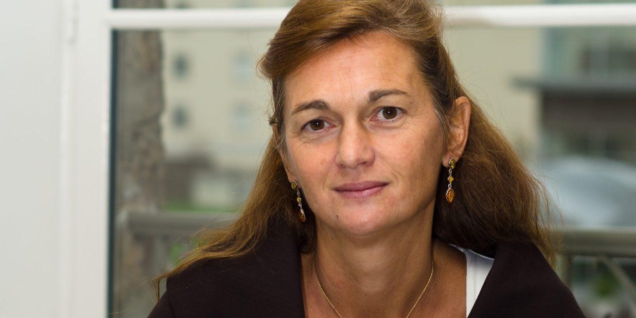 Florence Darmon, DG ESTP Paris (c) Tournage ETP