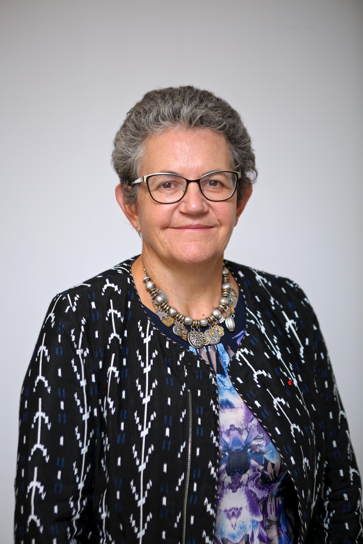 Florence Dufour : Directrice fondatrice de l'EBI, membre du bureau de la CTI et présidente de la commission formation et société, VP du concours Puissance Alpha © EBI