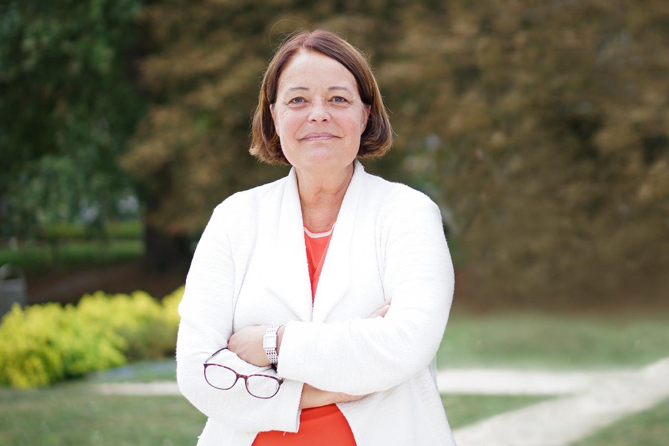 Florence Legros veut promouvoir ICN au rang qu'elle mérite