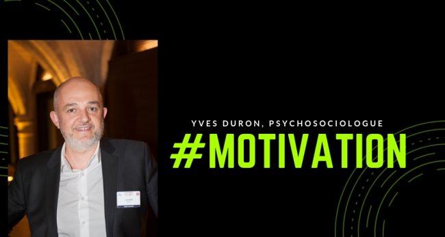 « La motivation est au cœur de chaque réussite »