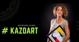 KAZoART donne des couleurs à la toile