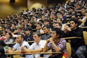 Un cours à Centrale Lyon