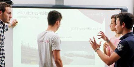 Des nouveautés dans l'offre de formation à Centrale Lyon