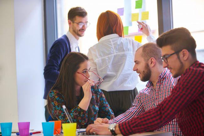 Génération Y et Z: un management comme en startup?