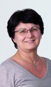 Françoise Sgarbozza, directrice de l'IMSI