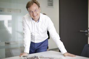L'interview de Frédéric Thoral DRH de BNP Paribas Personal Finance