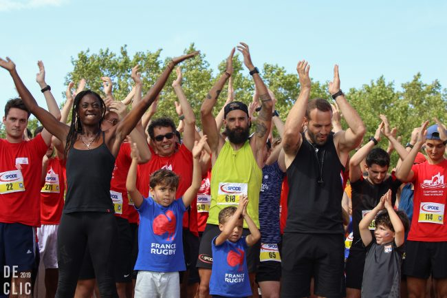 Courir contre le cancer avec Cheer Up ! emlyon