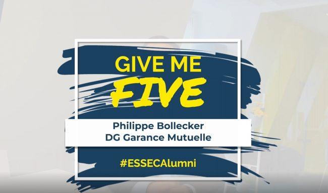 Philippe Bollecker – GARANCE : «Restez fidèles à vos valeurs»