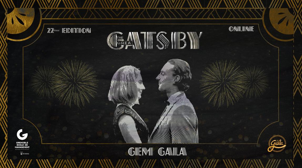 Le GEM Gala aura lieu le 10 avril… en distanciel