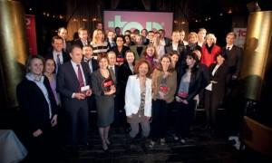 39 Top Employeurs France 2012