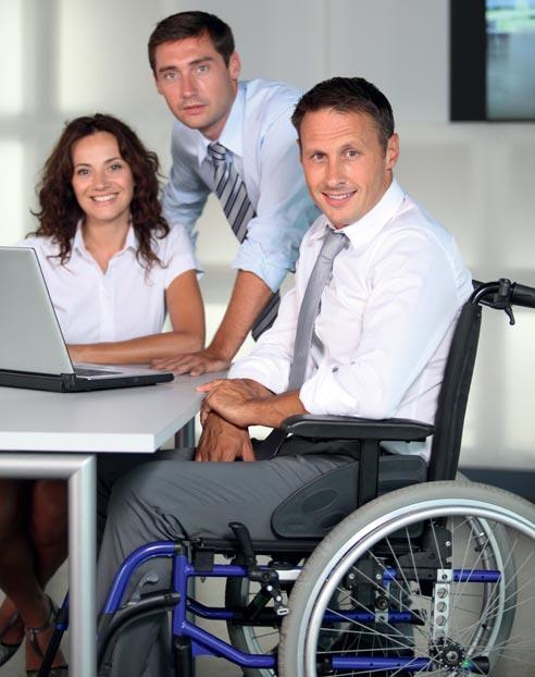 Pour un effort continu en faveur de l'emploi des personnes handicapées