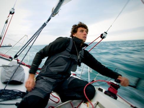 Tanguy Le Turquais : un skipper jeune et plein d'avenir pour EPF Voile