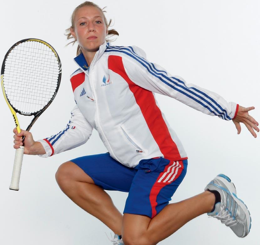 UNE ÉLÈVE HORS DU COMMUN : Manon Garcia, 24 ans, 33e joueuse de tennis française (ESC Montpellier)
