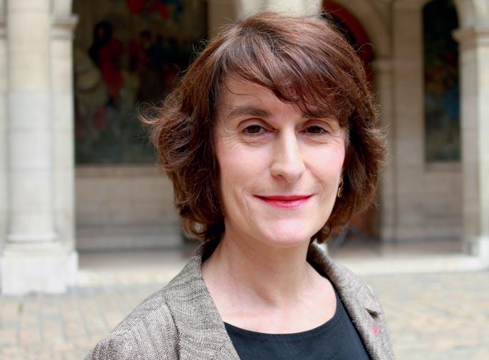 PORTRAIT DE LA PRÉSIDENTE DE LA SORBONNE NOUVELLE : Marie-Christine Lemardeley, passionnée lucide