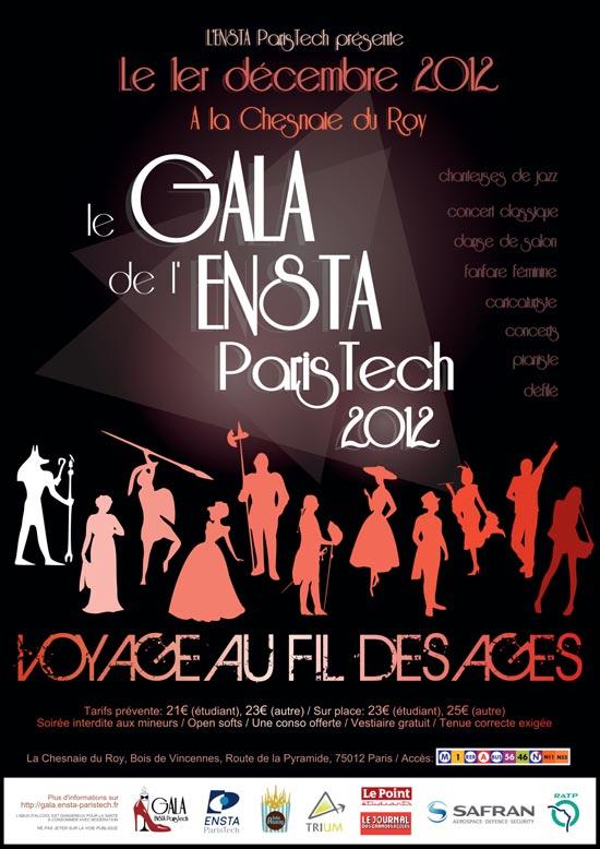 Le Gala de l'ENSTA ParisTech : une soirée de prestige