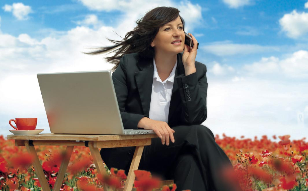 Femmes & entreprise : les idées fleurissent