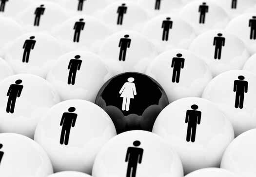 Femmes dirigeantes : UN NOMBRE INCROYABLEMENT BAS