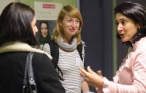 Opération Les sciences de l'ingénieur au féminin, organisée par l'UPSTI