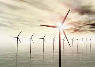 L'éolien offshore A LE VENT EN POUPE