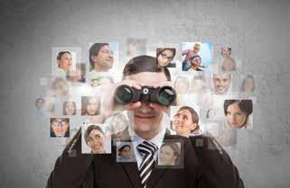 Les réseaux sociaux sont des outils pour les recruteurs