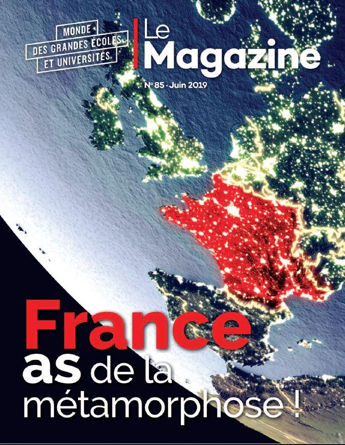 Grandes Ecoles & Universités Magazine – N°85 – Juin 2019