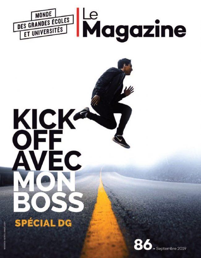 Grandes Ecoles & Universités Magazine – N°86 – Septembre 2019