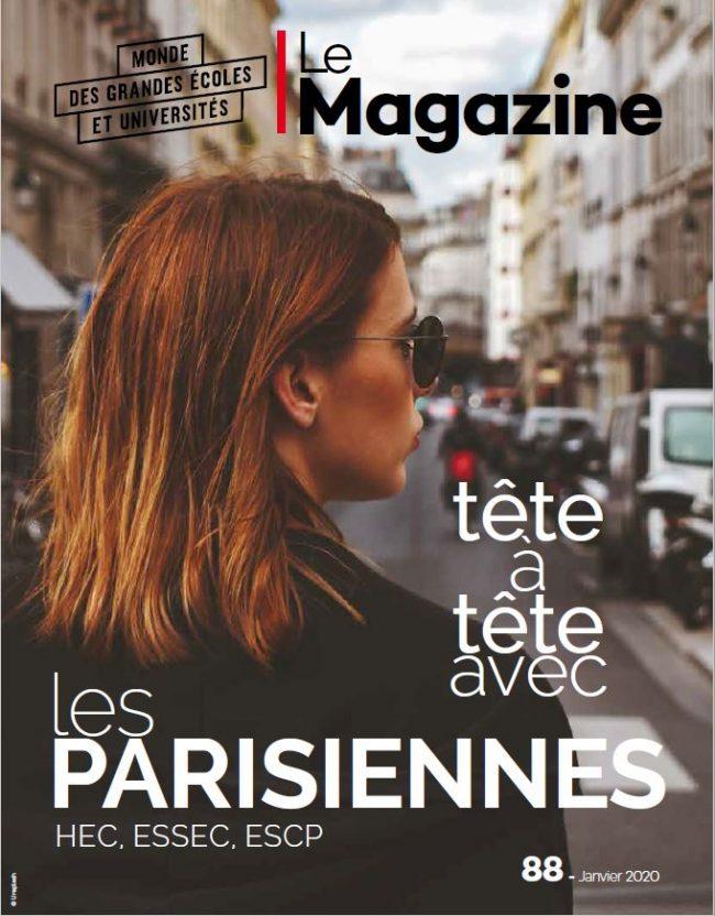 Grandes Ecoles & Universités Magazine – N°88 – Janvier 2020