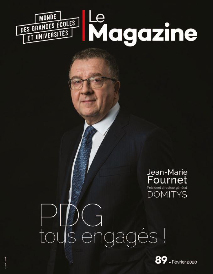 Grandes Ecoles & Universités Magazine – N°89 – Février 2020