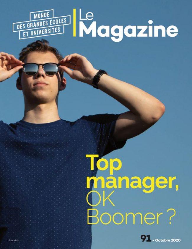 Grandes Ecoles & Universités Magazine – N°91 – Octobre 2020