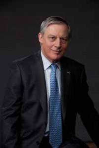 Christian Noyer, Gouverneur de la Banque de France depuis 2003 © Marthe Lemelle