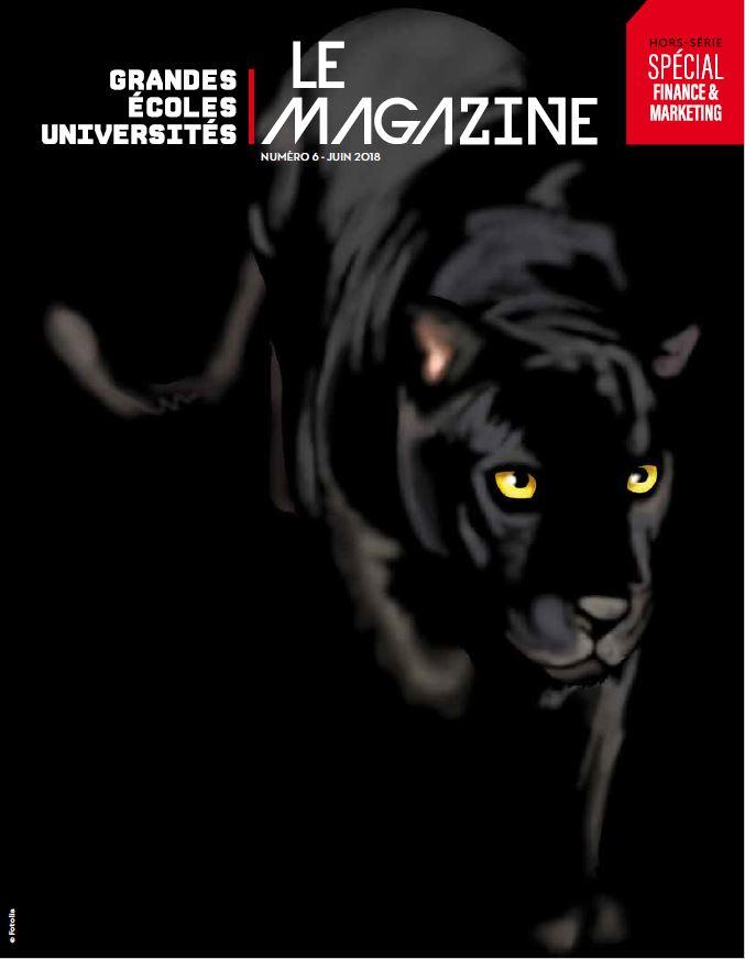 Grandes Ecoles et Universités magazine Hors Série Spécial Finance et Marketing – n°6 – Juin 2018