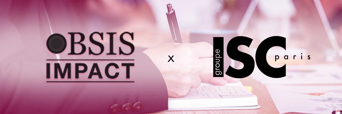 Le groupe ISC Paris décroche le label  Business School Impact System (BSIS)