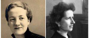 Germaine Tillion et Geneviève Anthonioz de Gaulle