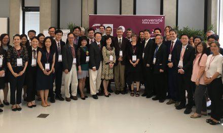Partenariats entre l'Université Paris-Saclay et trois universités taïwanaises