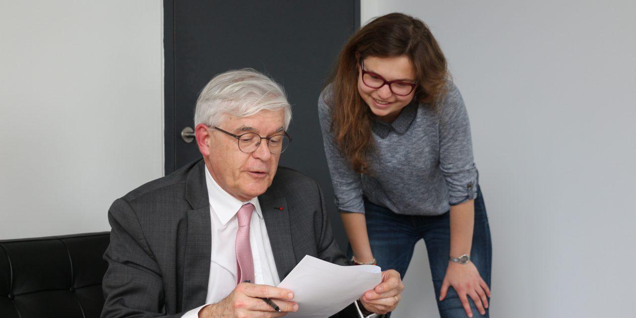 Dans la peau d'Hervé Biausser, directeur général de CentraleSupélec