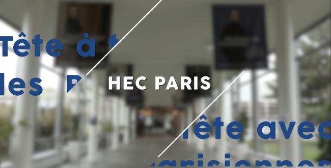 [Les Parisiennes] Découvrez le campus d'HEC Paris