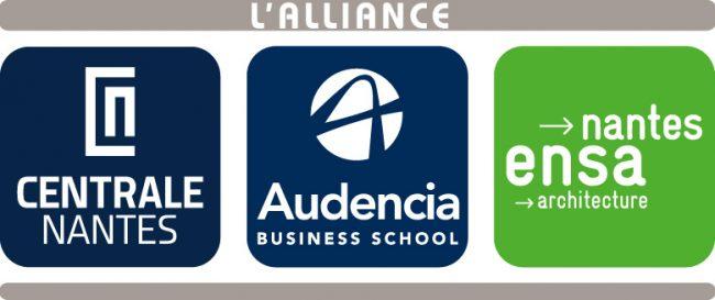 Alliance Centrale – Audencia – Ensa Nantes : l'hybridation des compétences doublement mise à l'ouvrage