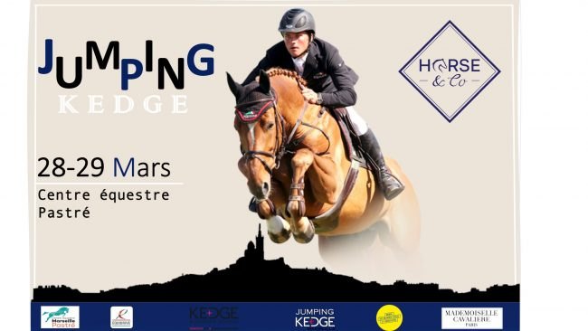 LE JUMPING DE KEDGE FAIT SON GRAND RETOUR !