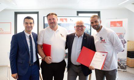 L'emlyon business school et la Tony Parker Adéquat Academy signent un accord de partenariat d'offre éducative différente