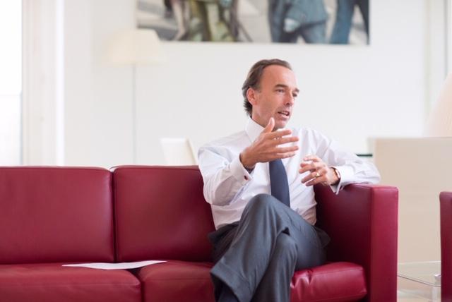 KNEIP Hugues Delcourt : « Dans la finance, apprenez à oser ! »
