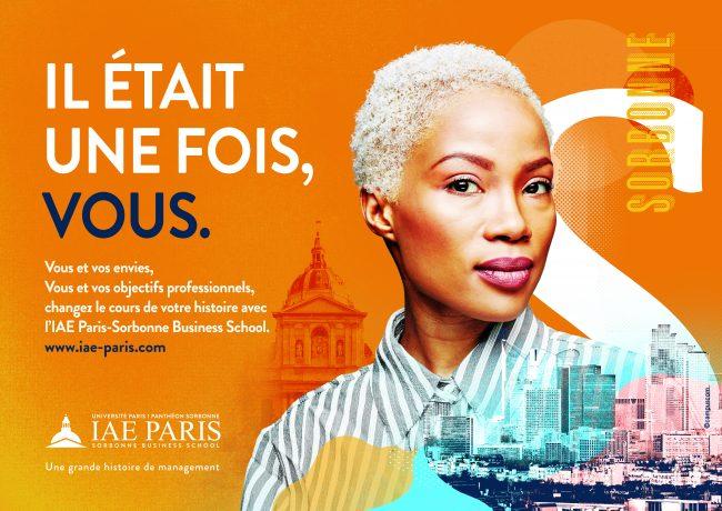 Fier de ses valeurs, l'IAE Paris Sorbonne Business School dit non aux effets de mode