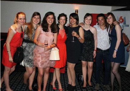 Défi L'Express Grandes Ecoles 2012 : Pour la deuxième année consécutive, ICN monte sur le podium