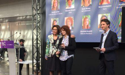 L'ESIEA offre cinq années d'études à Amélie, 17 ans, passionnée par l'imagerie médicale