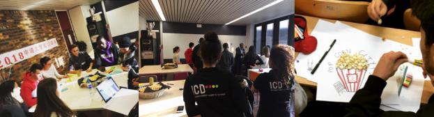 Le Junior programme de l'ICD, école du Groupe IGS : un rendez-vous pédagogique pour les lycéens et les parents