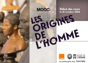 Cet automne, suivez le MOOC* Les origines de l'Homme et retrouvez vos origines