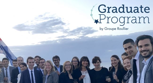 Graduate Program : tremplin de formation du Groupe Roullier !