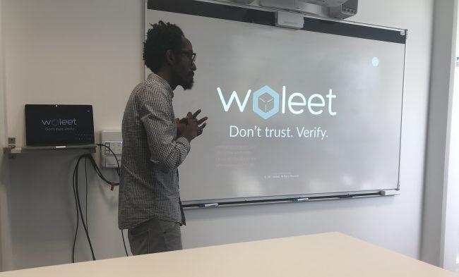 Woleet