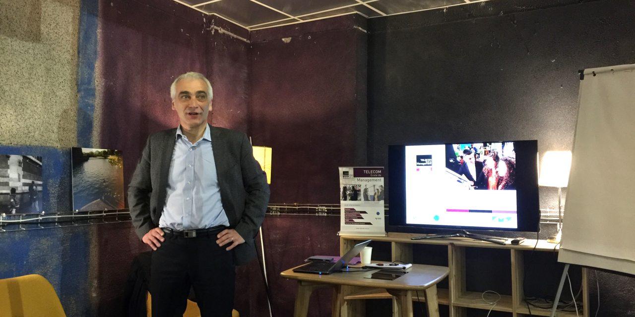 Télécom Ecole de Management se projette à l'horizon 2020
