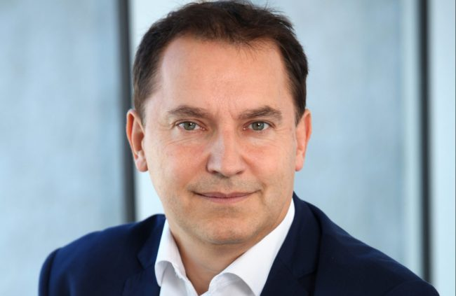 Jacques Grégorcic (ESSTIN 96, Master ICG à l'IFG 2004), Directeur national des opérations Colissimo (c) La Poste - Colissimo